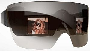 Polaroid GL20 camera glasses - designed by Lady Gaga