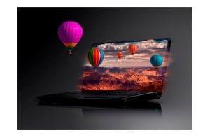 Sony Vaio F series 3D laptop