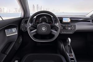 Volkswagen XL1 interior