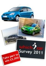 Which Car Survey 2011 image