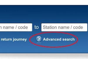 national rail website