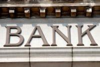 above door lettering spelling bank