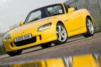 Honda S2000 savings