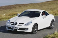 Huge discount on the Mercedes-Benz SLK