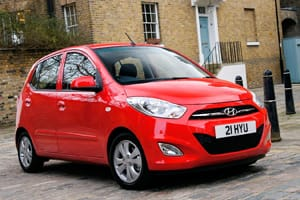 New Hyundai i10 update including new exterior looks