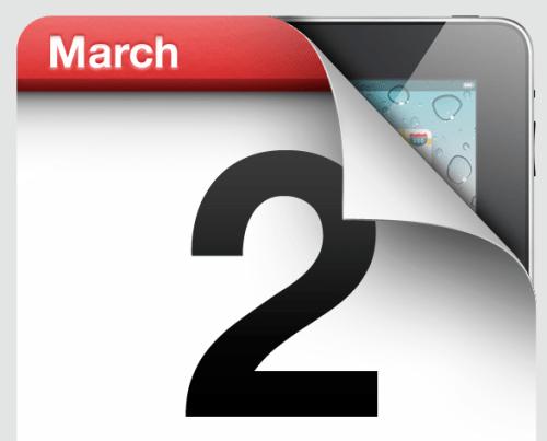 iPad 2 Event