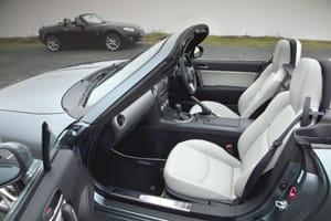 Mazda MX-5 Kendo Special Edition interior