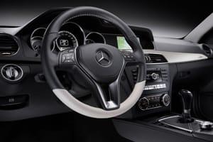 Mercedes C-class Coupe