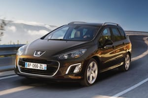 The Peugeot 308 SW estate is part of the update