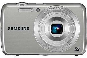 Samsung PL20 £100 digital camera - silver
