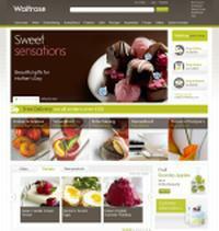 New Waitrose website