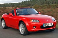 Year-old MX-5 is a bargain