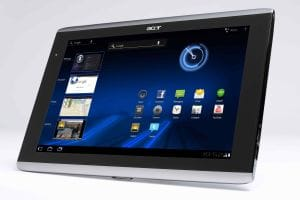 Acer's first Iconia Tab tablets to launch in April