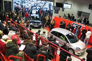 BCA car auction