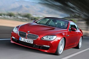 New 2011 BMW 6 Series Coupé