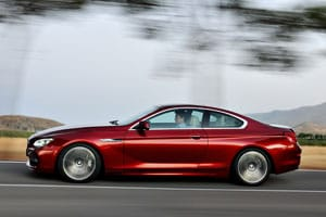 New 2011 BMW 6 Series Coupe