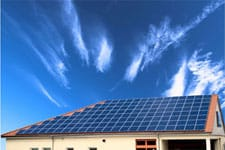 Renewable Heat Incentive includes solar panels