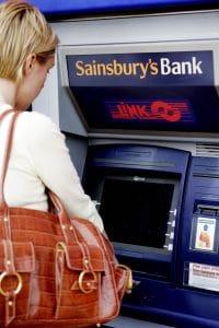 Sainsbury's Bank ATM