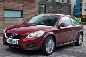 Volvo C30 for £14,995