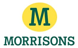 Morrisons logo no caption