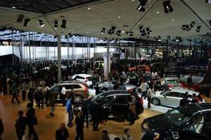 Auto Shanghai 2011 show floor