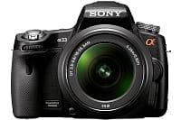 Sony alpha a33