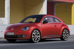 New 2012 VW Beetle