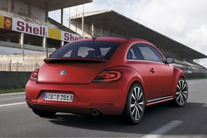 New 2012 VW Beetle