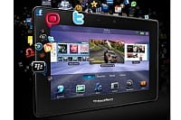 BlackBerry PlayBook no text