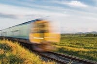 Book in advance for the best train fares