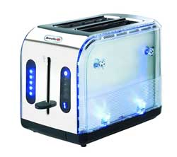 Breville Blue Ice toaster