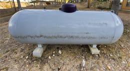 LPG heating tank