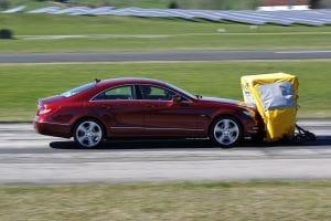 Mercedes Pre-Safe