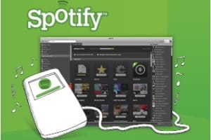 Spotify on Apple iPod