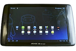 Archos 101 tablet