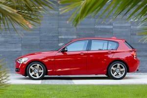 New BMW 1 Series