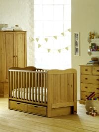 Glideaways cot bed