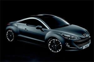 Limted Edition Peugeot RCZ Asphalt