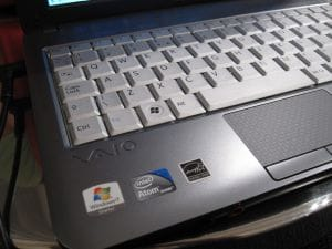 Sony Vaio Y series 11.6-inch netbook