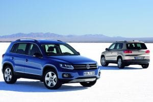 VW Tiguan first drive