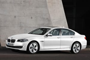 BMW 5 Series 520d EfficientDynamics