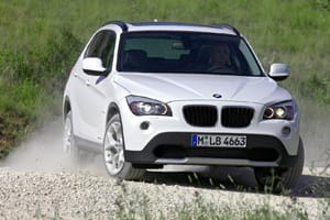 BMW X1 xDrive20d EfficientDynamics