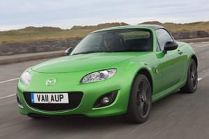 Mazda MX-5 Black Limited Edition