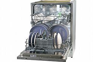 Full-sized dishwashers