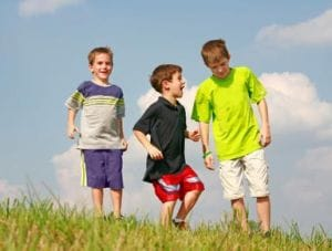 Summer holiday - cheap activities for children