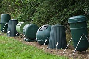 Tumbling Compost Bins