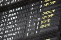 Use our tips to help you deal with cancelled flights