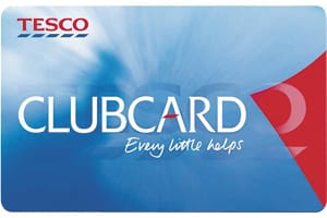The Tesco Clubcard