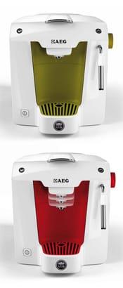 AEG Lavazza A Modo Mio coffee machines