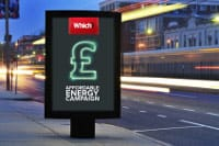 Affordable Energy Campaign poster